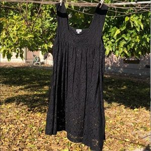 CIELO lace babydoll dress, size M